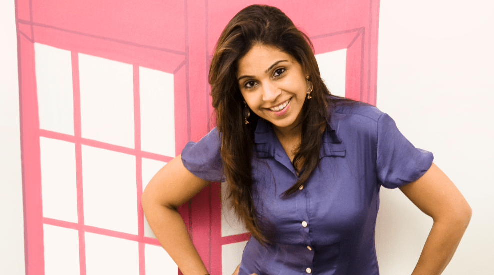Started-Up When She Was Pregnant, Fought Stereotypes To Build Rs 1,000 Cr  Brand! - KenFolios